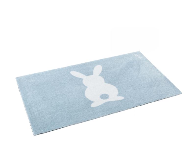 Super Vloerkleed Kinderkamer Ebony Blue Mini collectie | Vloerkleden MW-46