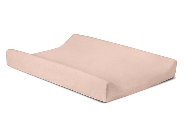 Badstof Waskussenhoes Pale Pink