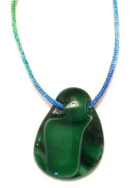 Glashanger, groen