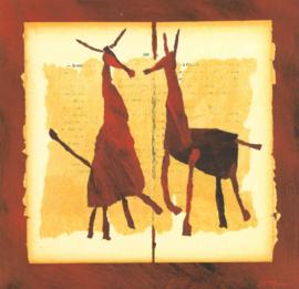 Patricia Maiocco, Girafes