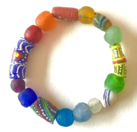 Armbanden, handgemaakt, Nelleke Koot