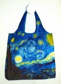 The Starry Night, Vincent van Gogh, met rits