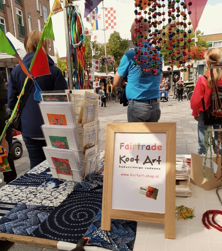 Koot Art, Fairtrade cadeaus