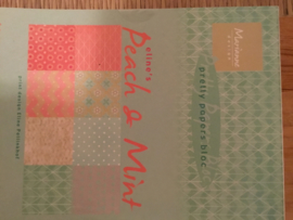 Marianne design pretty papers bloc