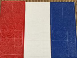 Stickervellen pakketje Holland (molen)