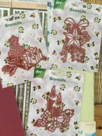 Joy Crafts kerstmis