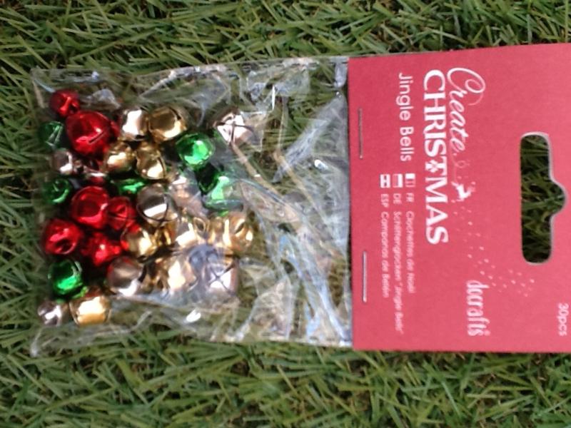 Kerstbelletjes gemengd
