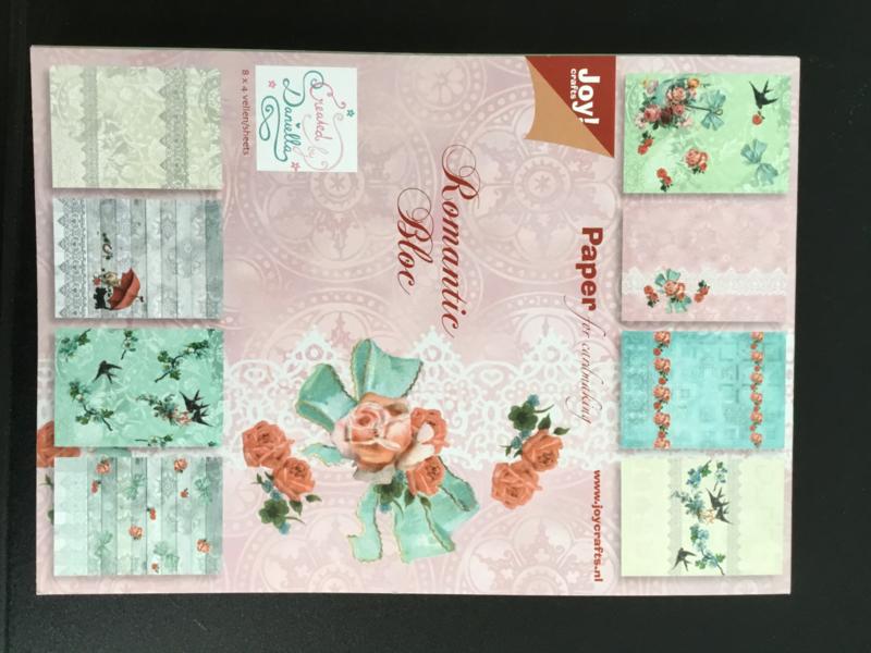 Joy Crafts paper bloc