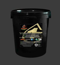 Prolube® NSF H1 Bio Smeervet voor de voedingsindustrie NLGI 2 18 kg