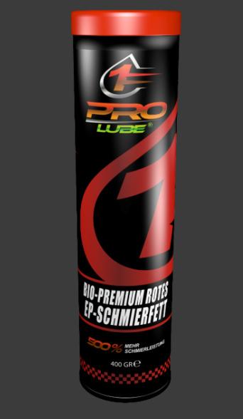 Prolube® EPX Bio Premium Rood Smeervet EP 400 gram