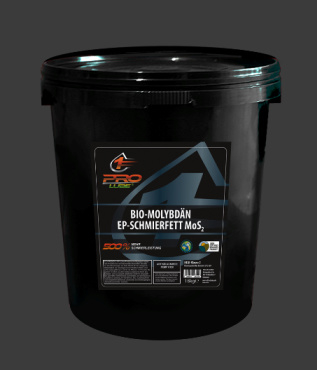 Prolube® EMP Bio Graisse au molybdène EP MoS2 18 kg
