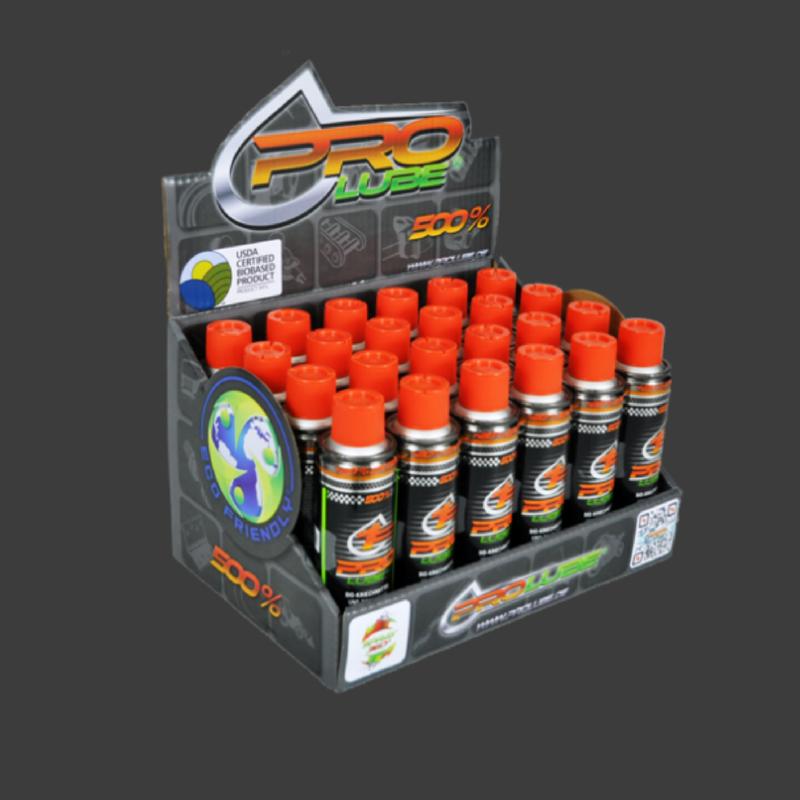 ProLube® Pénétrant et dérouilleur  24 x 240 ml