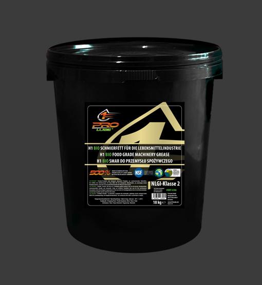 ProLube® Graisse pour contact alimentaire NSF H1, H2 NLGI 2 18 kg