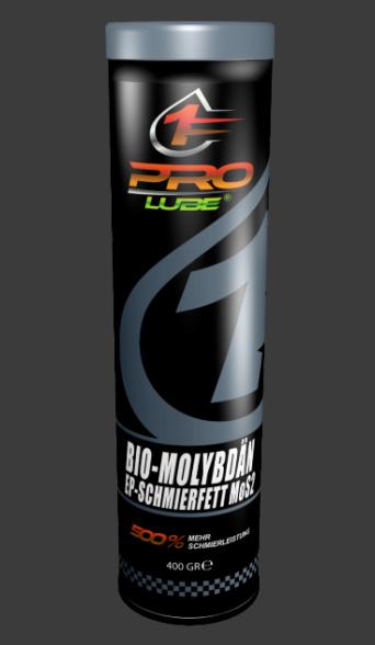 Prolube® EMP Bio Molybdeen Smeervet EP MoS2 400 gram