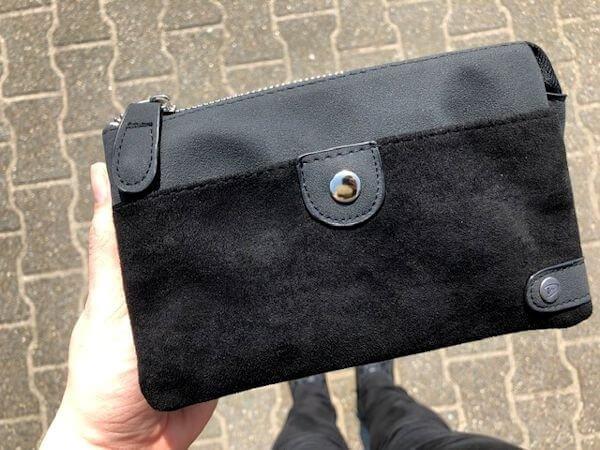 clutch, festival tasje, zwart tasje, handtasje, handmade by sjiek