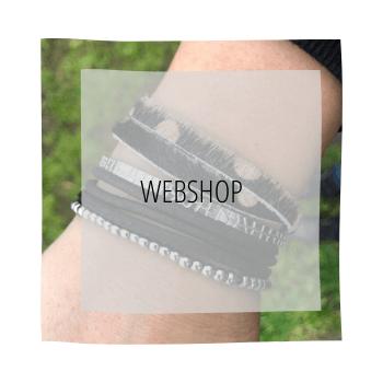 webshop sieraden en accessoires, handmade by sjiek