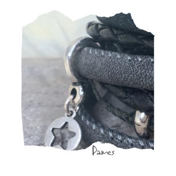 sieraden voor dames, wikkelarmbanden voor dames, handmade by sjek