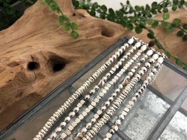 giftset armbandjes bij handmade by sjiek