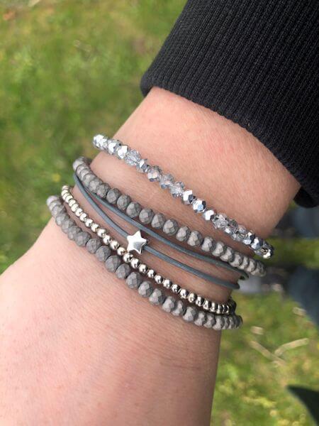 je eigen sieraden maken voor moederdag doe je met handmade by sjiek