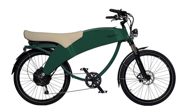 Lohner 2-persoons e-bike