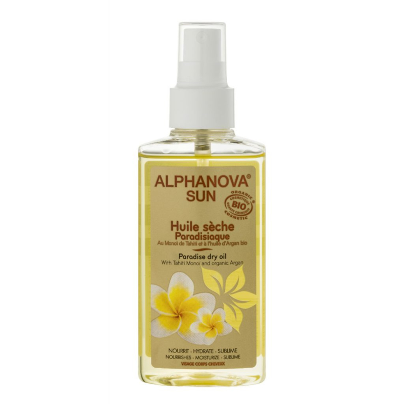 Alphanova Sun Bio Paradise Dry Oil Spray