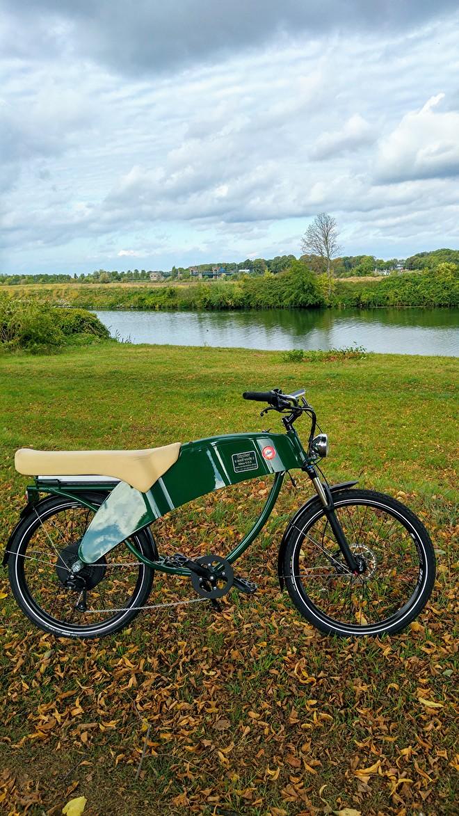 Huur Lohner Stroler e-bike