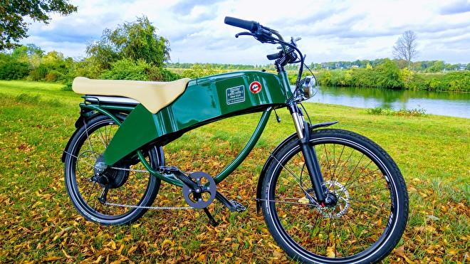 Stroler Lohner e-bike te koop in Nederland bij Algasun