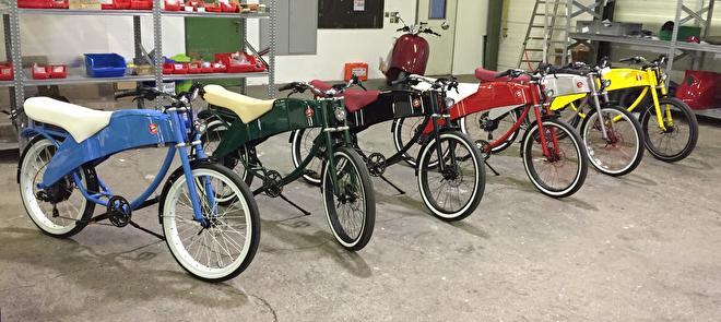 Stroler e-bike van Lohner bij Algasun te koop!