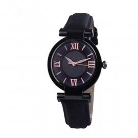 Black on Black Horloge