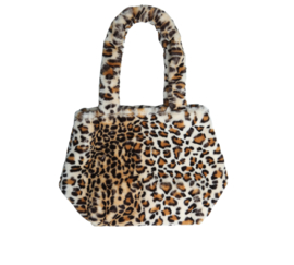 Leopard city bag