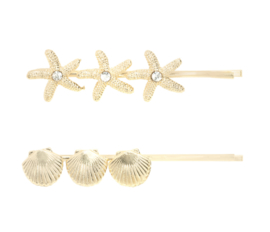 BEACH HAIRCLIPS ||
