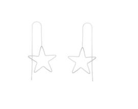 FALLING STAR OORBELLEN
