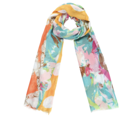 CHEERFUL DAY SCARF ||