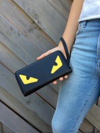 Fendi look-a-like wallet/clutch
