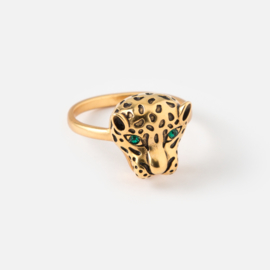 **LIMITED EDITION TIGER RING**