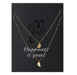 Matching ketting || Limited edition