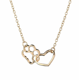 PAW LOVE NECKLACE ||