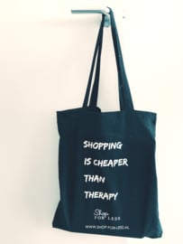 SHOPPING IS CHEAPER THAN THERAPY || Shop for less