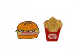 Burger/fries