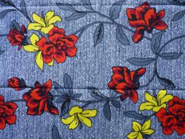 Roses, Afrikaanse stof
