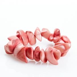Armband, Ratikall pink
