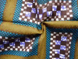 Blocks, Afrikaanse stof