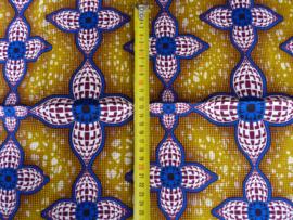 Flowerchain, Afrikaanse stof
