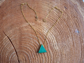 Afrikaanse ketting, Pulp triangle