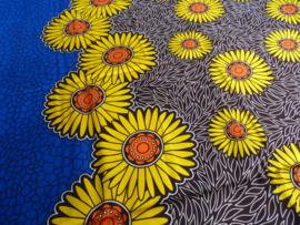 Sunflowers, Afrikaanse stof