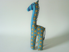 Afrikaanse stoffen, decoratiedieren van stof
