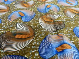 Spirograph, Afrikaanse stof