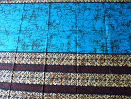 Blue marble, Afrikaanse stof