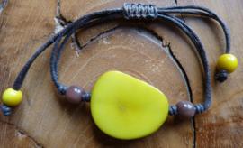 Armband, Tajita yellow