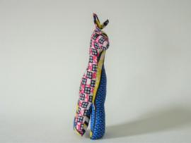 Dobbelsteen Giraffe, Stoffen decoratiedier